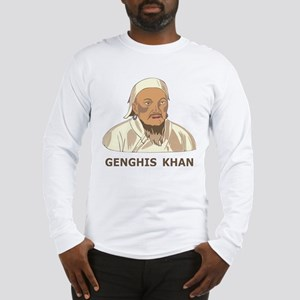 Genghis Khan Long Sleeve T-Shirt