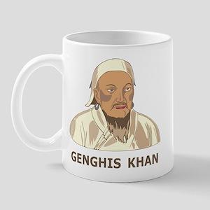 Genghis Khan Mug