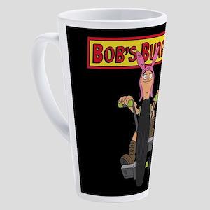 Bob's Burgers Bike 17 oz Latte Mug