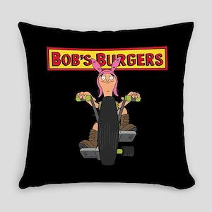 Bob's Burgers Bike Everyday Pillow