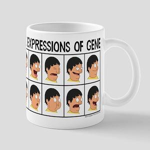 Bob's Burgers Expressions 11 oz Ceramic Mug