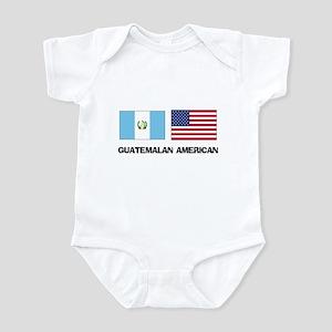 Guatemalan American Infant Bodysuit