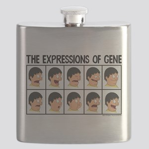 Bob's Burgers Expressions Flask