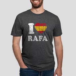 Rafa Faded Flag -dk T-Shirt