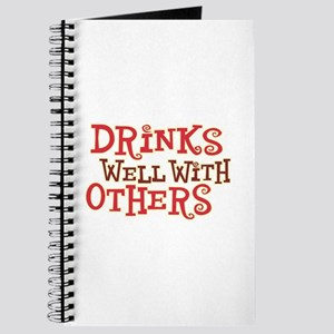 Drinks Well With Others - Journal