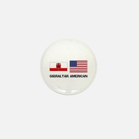 Gibraltar American Mini Button