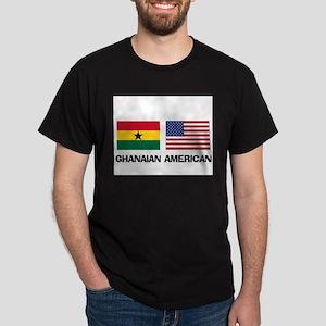 Ghanaian American Dark T-Shirt