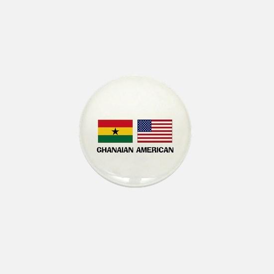 Ghanaian American Mini Button