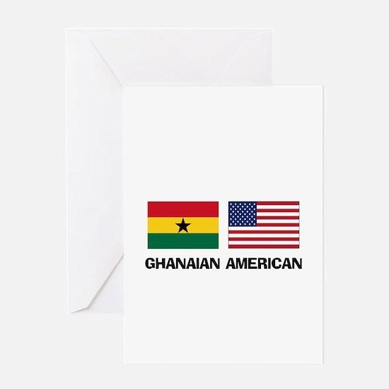 Ghanaian American Greeting Card