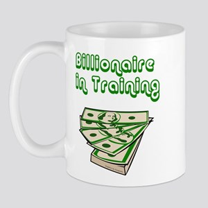 billionaire in training Mug