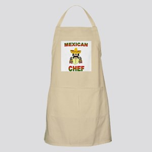 Mexican Chef BBQ Apron