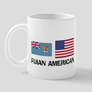 Fijian American Mug
