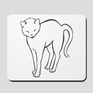 Stretchee Cat Mousepad