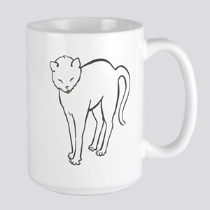 Stretchee Cat Mugs