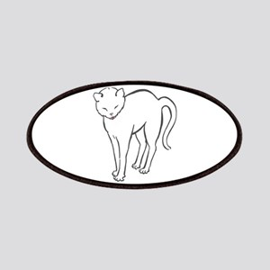 Stretchee Cat Patch