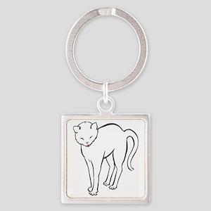 Stretchee Cat Keychains