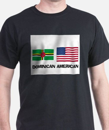 Dominican American T-Shirt