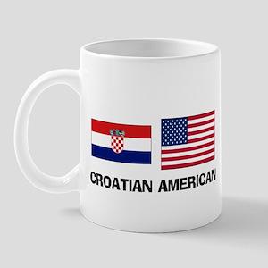 Croatian American Mug
