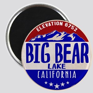 BIG BEAR LAKE CALIFORNIA NAUTICAL FLAG BOA Magnets