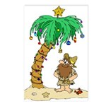 Desert Island Christmas Postcards (Package of 8)