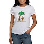 Desert Island Christmas Women's T-Shirt
