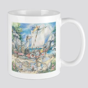 Sailing the Phoenix Mugs