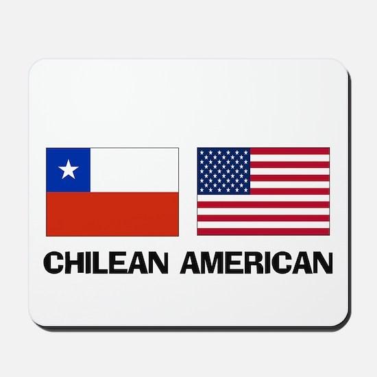 Chilean American Mousepad