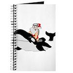 Santa's Whale Safari Journal
