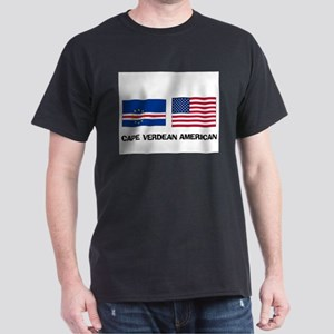 Cape Verdean American Dark T-Shirt