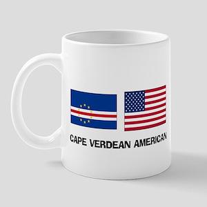 Cape Verdean American Mug