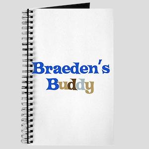 Braeden's Buddy Journal