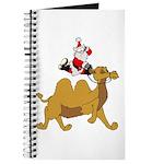 Camel Rodeo Santa Journal