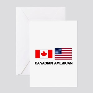 Canadian American Greeting Card