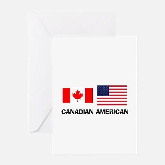 Canadian American Greeting Card