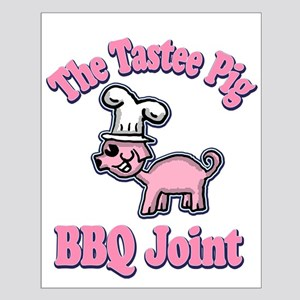 The Tastee Pig BBQ Joint Posters
