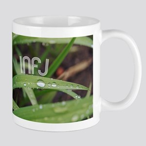 INFJ Personality Type Design Mugs