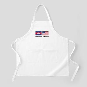 Cambodian American BBQ Apron