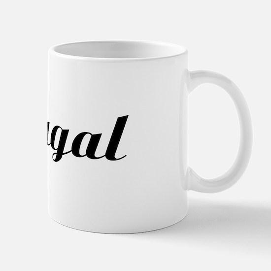 Classic Portugal Mug