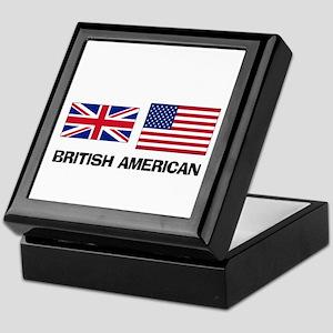British American Keepsake Box