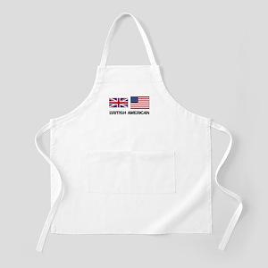 British American BBQ Apron