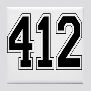 412 Tile Coaster