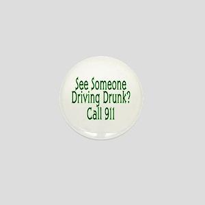 Call 911 Mini Button