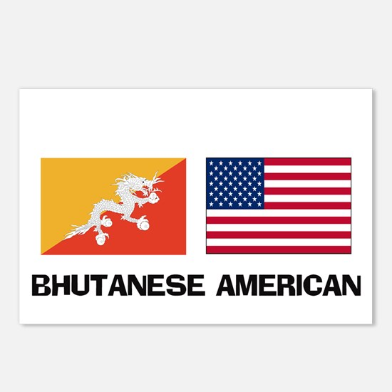 Bhutanese American Postcards (Package of 8)
