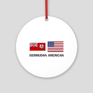 Bermudan American Ornament (Round)