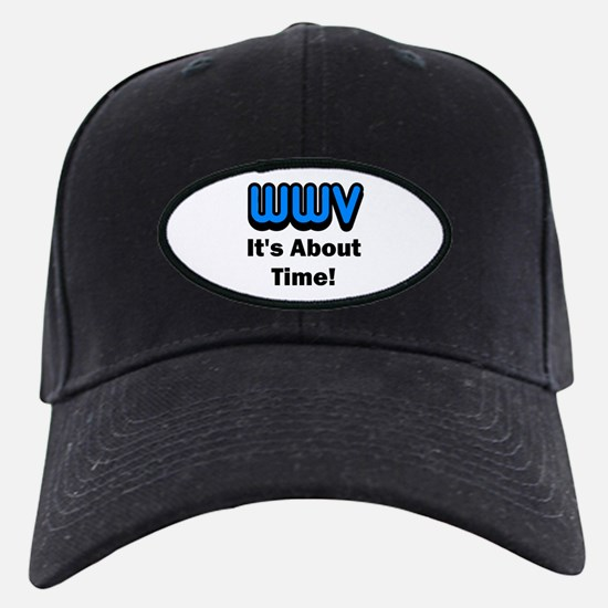 WWV, It's About Time! Baseball Hat