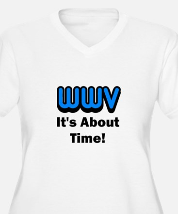 WWV, It's About Time! T-Shirt