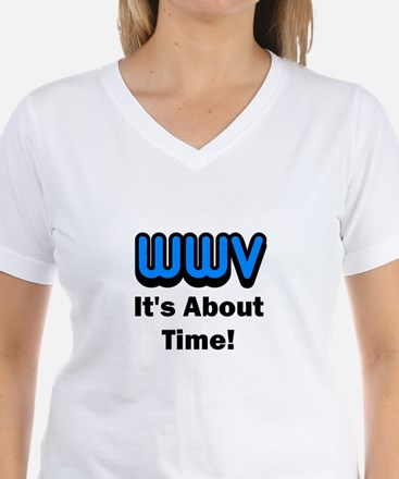 WWV, It's About Time! Shirt