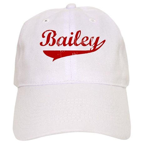 Bailey (red vintage) Cap