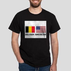 Belgian American Dark T-Shirt