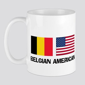 Belgian American Mug